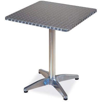 사각 알루미늄 테이블